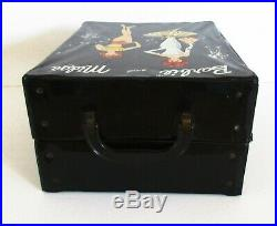 1963 Very Rare Barbie & Midge Canada issue Doll Case Trunk Wow
