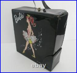 1964 Vintage Very Rare Barbie Ballerina Doll Case Canadian issued Wow