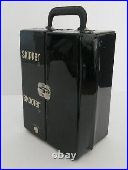 1965 Vintage Very Rare France issued Skipper & Scooter Wardrobe Doll Case