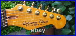 1989 Very Rare Hofner Reference Classic Custom Build And Case