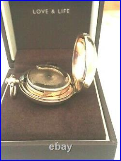 9ct gold sovereign case deakin and francis stunning condtion c1902 very rare