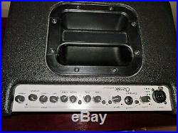 AER Compact Classic Professional Acoustic Combo Amplifier with Case Very Rare