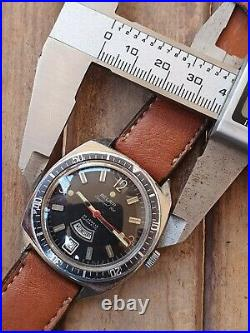 Diver BELAIR Seapearl 600 Diver Automatic All SS Case Very Rare Men's Watch