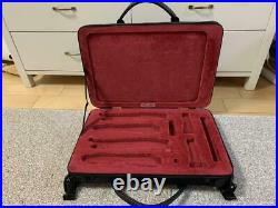 Excellent Oboe Very Rare FEL oboe x 2 double case made in France