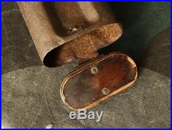 German WW2 Relic Transport Steel 2 Barrel Case for MG (1942) Very Rare