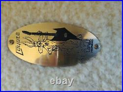 HONDO COYOTE with case. Billy Gibbons ZZ Top. VERY VERY RARE! 1984