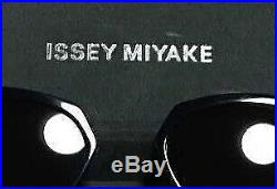 ISSEY MIYAKE MEN glasses 2016SS Hexagon type with case very rare from japan 9P