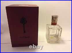 John E Fitzgerald Very Special Reserve 20 year Bottle and Display Case Very Rare