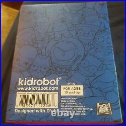 KIDROBOT Simpsons crap-tacular blind box case of 24 keychains very rare
