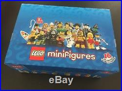 Lego Series 2 Box Case Of 60 Minifigures 4590562 8684 New Sealed Very Rare