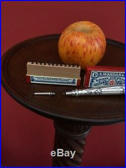 No. 1116 Very RARE Novelty Propelling PENCIL C1750 Converted Dutch Needle Case