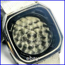 Omega Very Rare! Constellation Nos 20 Watch Case Dial Crown Hands Bracelet