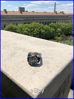 Orsa Monstrum 300m Diver Automatic, 47mm, Very Rare Black Pvd Case, Domed Sapphi