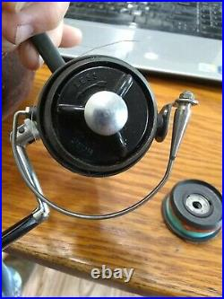Orvis Orviss 76A Spinning Reel Very Nice Extra Spool Case left hand (75A) rare