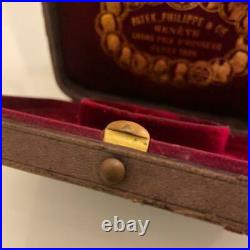 PATEK PHILIPPE Early 1900's Pocket Watch Case from Japan Very Rare