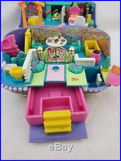 POLLY POCKET Jewel Case 1997 By Bluebird toys Very Rare Excellent
