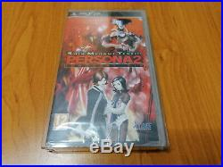 Persona 2 PSP European English New and Sealed + Protective Case Very Rare