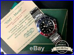 Rolex 1675 GMT MASTER 1961 Very Good Condition. Rare. Exclamation point Gilt