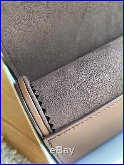 Rolex Watch Roll Carry Case (Very Rare)Leather(4-5Watches)GMT/Daytona/Submariner