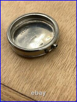 Rolex pocket watch case! WWI very rare case number 5725