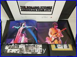 Rolling Stones very rare EXIL ON MAIN ST. Deluxe Road Case Set Limited Edition