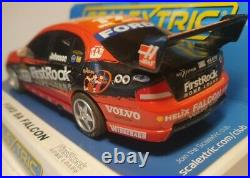 Scalextric 132 Very Rare Ford Ba Falcon V8 Near Mint Condition In Display Case