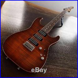 Tom Anderson Hollow Cobra S Electric Guitar With Hard Case Very Rare