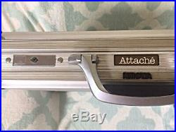 VERY RARE RIMOWA ATTACHE CASE VINTAGE W-GERMANY FROM JAPAN WithTRACKING