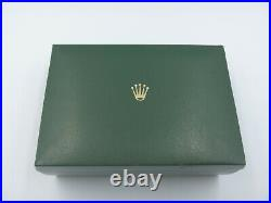 VINTAGE 1960/70's ROLEX COLLECTIBLE WATCH BOX CASE TAGS VERY RARE
