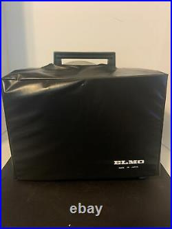 VINTAGE OLD ELMO 16-CL DELUXE OPTICAL SOUND 16MM PROJECTOR Very Rare Deluxe Case