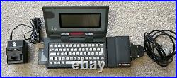 Very RARE Dip Pocket PC Professional Case with Loads Of goodies Fully Tested