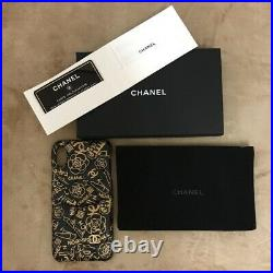 Very Rare! CHANEL iPhoneX Case Black Color for Woman Unused Cute