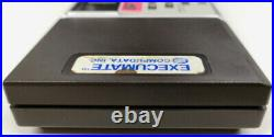 Very Rare Compudata Vintage Sharp Pc-1500a, Case And Rom In Amazing Condition