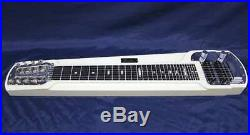 Very Rare! Fender Japan DLX-8 Steel Guitar withStand Case
