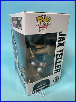 Very Rare Jax Teller Sons Of Anarchy 2014 SDCC Exclusive Funko Pop + Hard Case