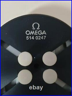 Very Rare Omega Watch Case Holder Part No. 514.0247 Highly Collectable Tool