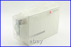 Very rare Brand New Unopen Leica M6 TTL 0.72 black Japan model with case swatch