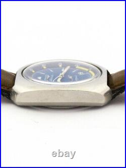 Very rare Longines Conquest diver watch Stainless steel case screw back