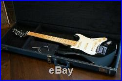 Vintage Hondo Fame Mastercaster 003 Electric Guitar with Whammy & Case Very Rare