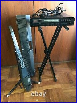 Yamaha G10 / G10C Guitar MIDI controller with case, connect cable very rare