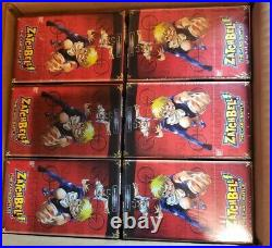 Zatch Bell! The Card Game Series 1 Booster Box ×12 FULL SEALED CASE! VERY RARE
